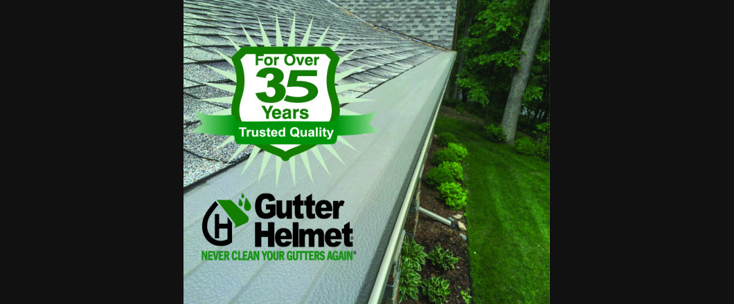 Specializing in Gutter Protection for over 35 Years: Gutter Helmet