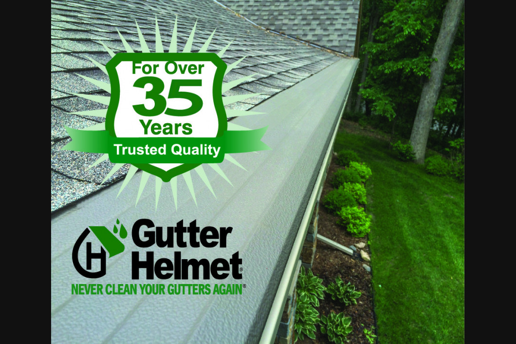 Specializing in New Gutters & Gutter Protection for over 35 Years!