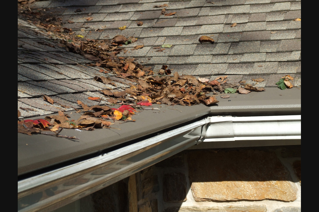 Never Clean Your Gutters Again! Call Gutter Helmet Today!