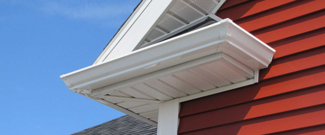 Call us for your New Aluminum Seamless Gutter Installation!!