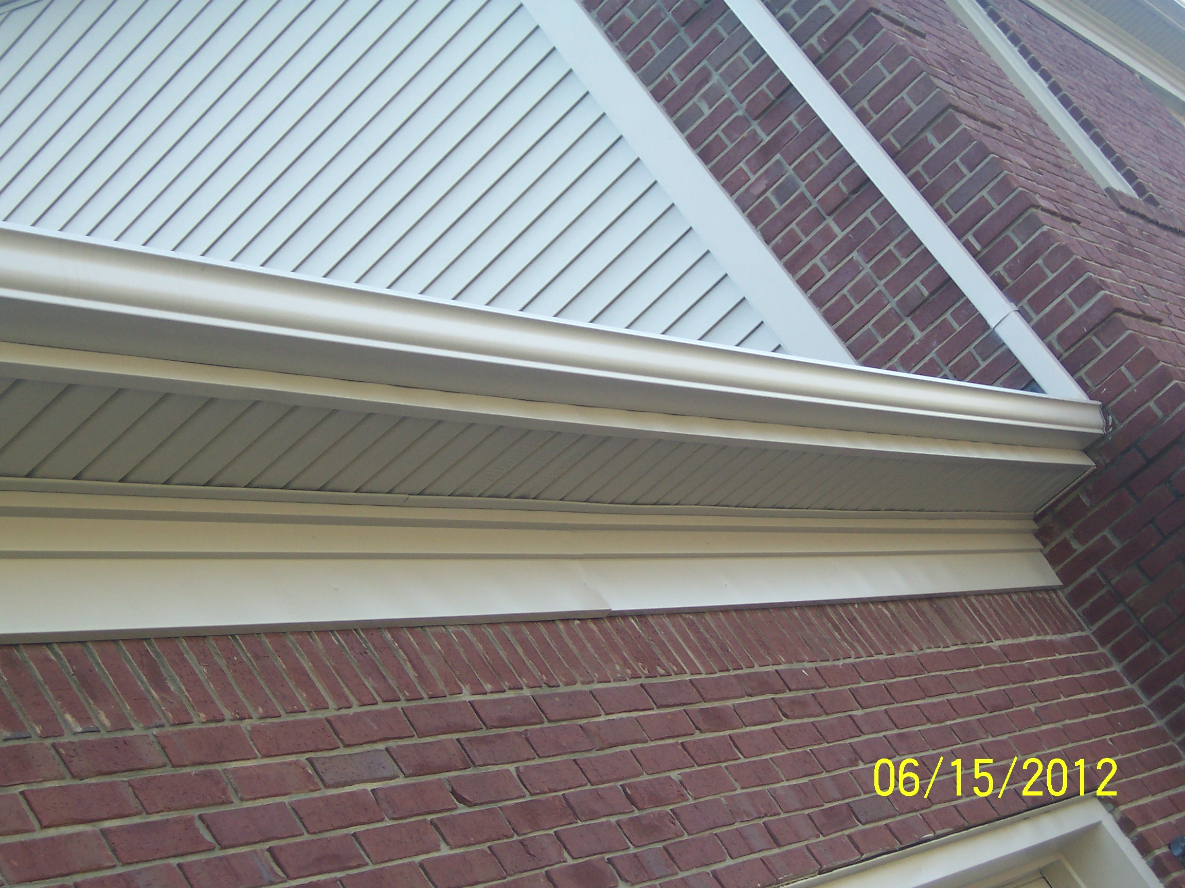New Gutters Photo Gallery Louisville Ky Classic Home