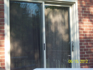 BARKER: NEW VINYL WINDOWS